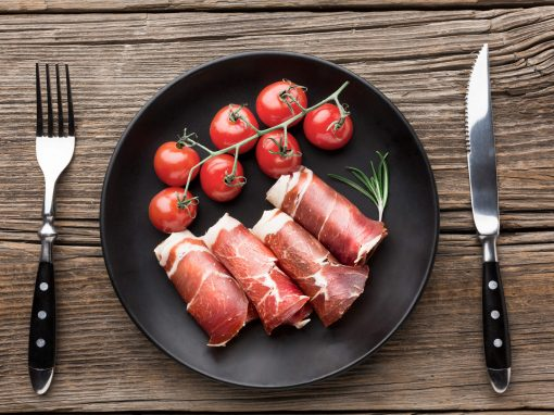 Pangasius with prosciutto - Your everyday fish