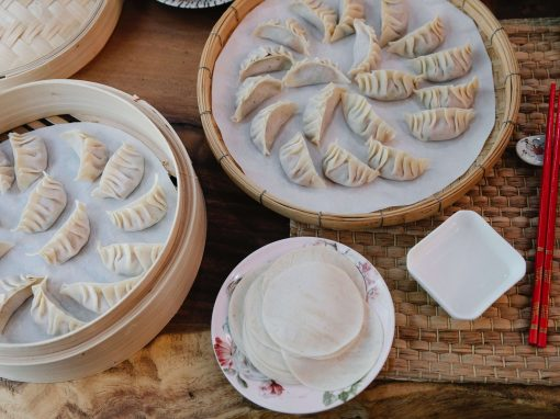 Dumplings with pangasius - Your everyday fish